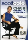 Chair Strength & Stretch with Scott Cole for All Fitness Levels (DVD)