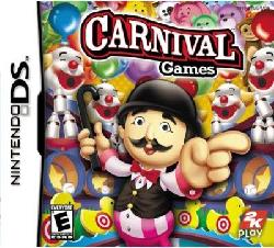 NinDS - Carnival Games
