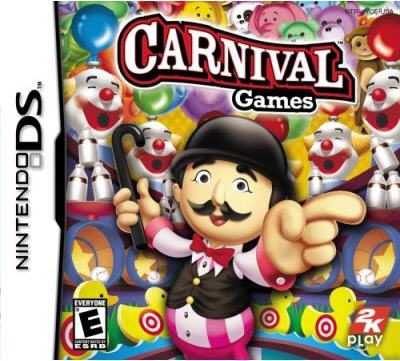 Nintendo DS - Carnival Games