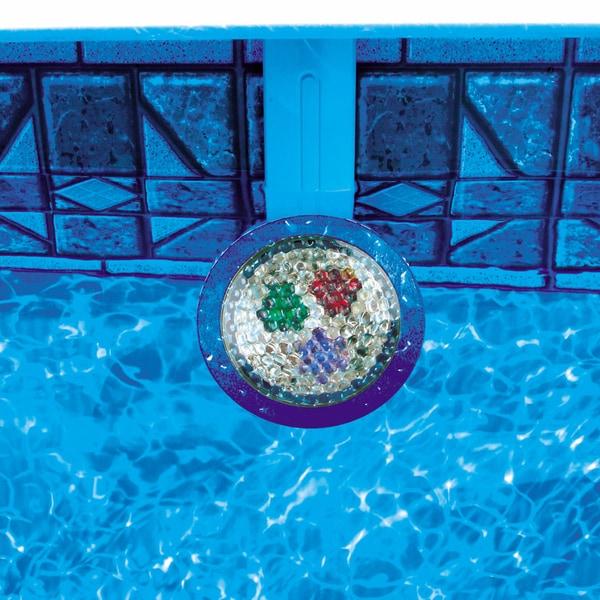 nitelighter 100 watt ultra above ground pool light 11216909. Black Bedroom Furniture Sets. Home Design Ideas