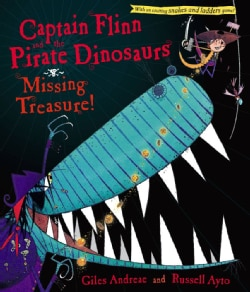 Captain Flinn and the Pirate Dinosaurs Missing Treasure! (Hardcover)