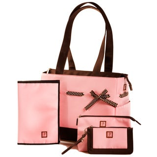 JP Lizzy Strawberry Truffle Tote Set