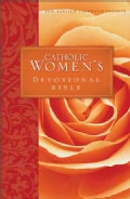 Catholic Women's Devotional Bible: New Revised Standard Version Catholic Edition (Paperback)