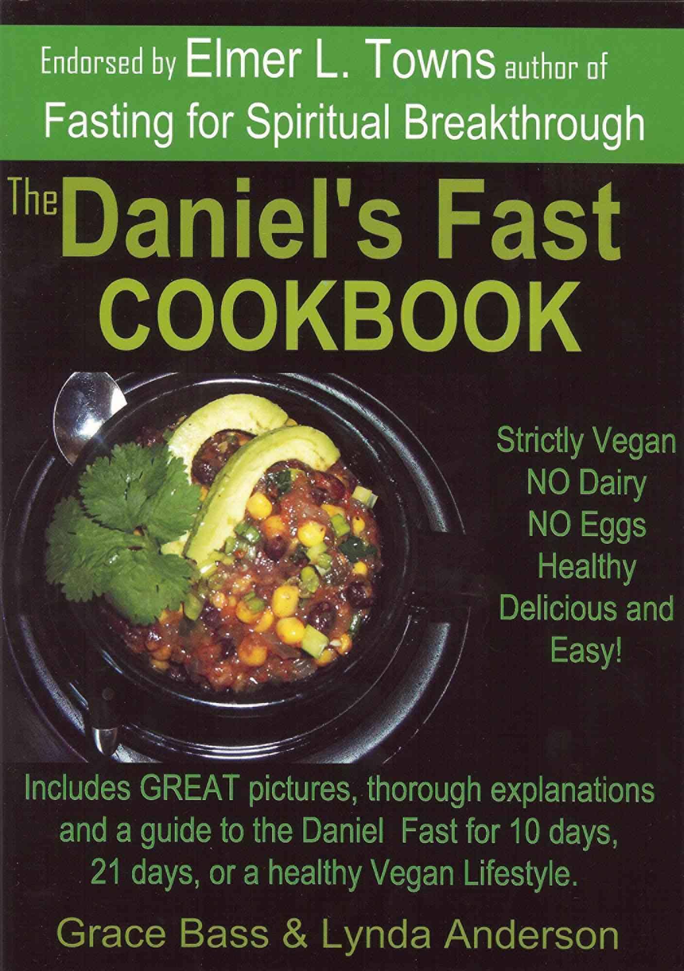 The Daniel's Fast Cookbook (Paperback)