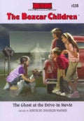 The Ghost At The Drive-In Movie (Paperback)