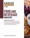Career Opportunities in the Food and Beverage Industry (Hardcover)