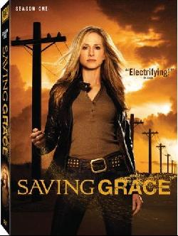 Saving Grace: Season 1 (DVD)