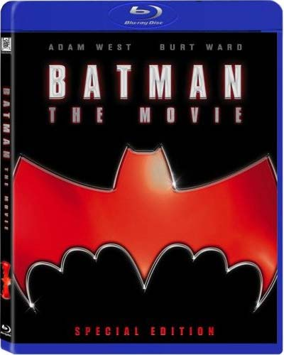 Batman the Movie Special Edition (Blu-ray Disc)