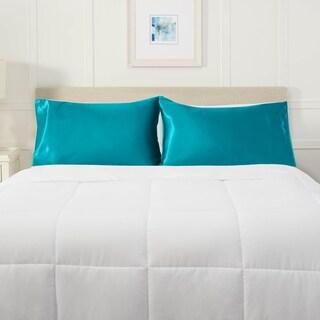 Nestl Bedding Silky Satin Pillowcase for Hair and Skin