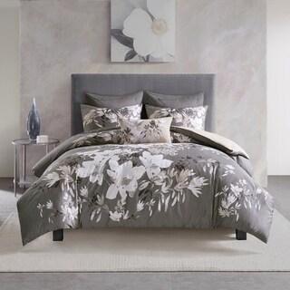 N Natori Odessa Cotton Comforter Set