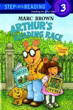 Arthur's Reading Race (Paperback)