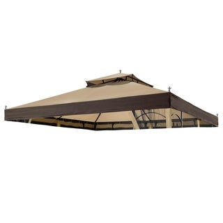 Sunjoy Replacement Canopy For Winslow Gazebo (10'X10') L-GZ038PST-3A1