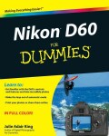 Nikon D60 For Dummies (Paperback)