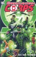 Green Lantern Corps: Ring Quest (Paperback)