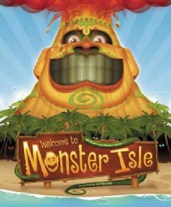 Welcome to Monster Isle (Hardcover)
