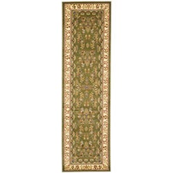 Safavieh Lyndhurst Collection Sage/ Ivory Runner (2'3 x 14')