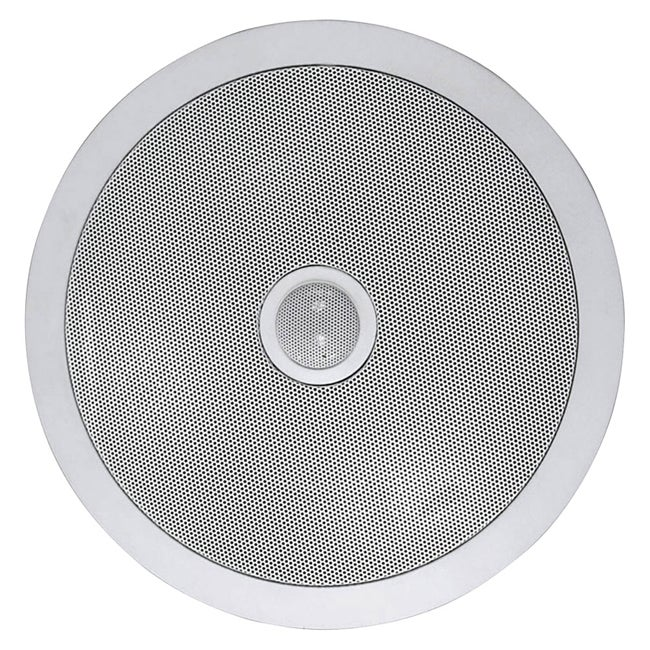Yamaha 3-Way In-Ceiling Speakers (Pair) White NS-IW480CW