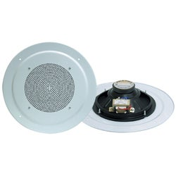 PylePro 8-inch Full Range In-ceiling Speaker System