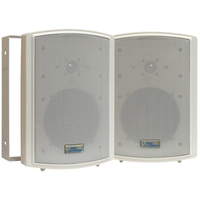 PylePro Indoor Outdoor Speakers with Transformer