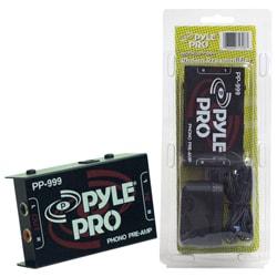 PylePro Phono Pre-amplifier
