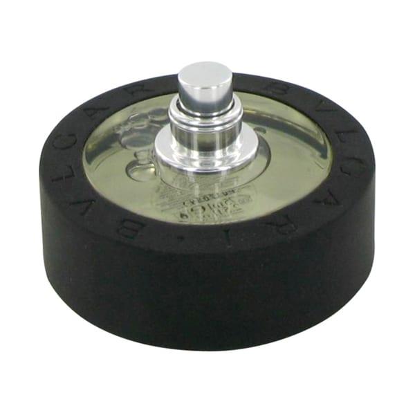 Bvlgari Black Unisex 2.5-ounce Eau de Toilette Spray (Tester)