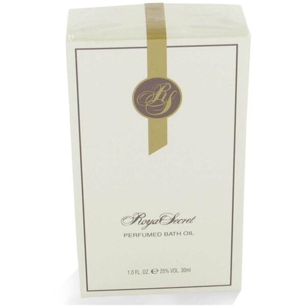 ROYAL SECRET 1.0-ounce Perfume Bath Oil for Women