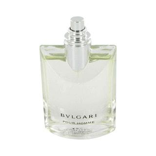 Bvlgari Men's 3.4-ounce Eau de Toilette Spray (Tester)