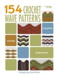 154 Crochet Wave Patterns (Paperback)