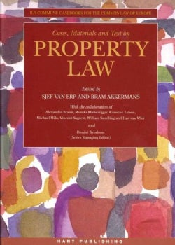 Cases, Materials and Text on Property Law (Paperback)