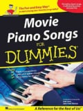 Movie Piano Songs for Dummies (Paperback)