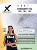CSET Mathematics 110, 111, 112: Teacher Certification Exam (Paperback)