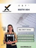 CST Mathematics 004: Teacher Certification (Paperback)