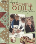 Learn to Machine Quilt With Pat Sloan (Paperback)