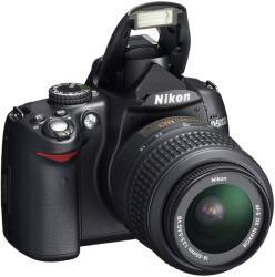 Nikon D5000 Digital SLR Camera (Refurbished)
