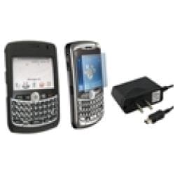 BlackBerry 8330 Case and Car Charger Kit