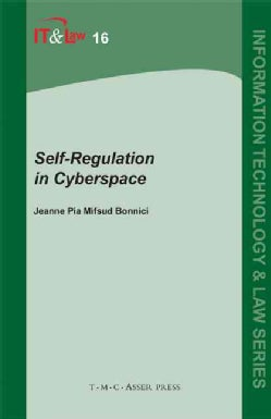 Self-Regulation in Cyberspace (Hardcover)