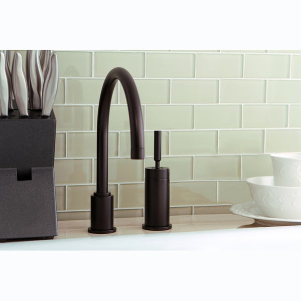 Concord Oil Rubbed Bronze Single-Handle Kitchen Faucet
