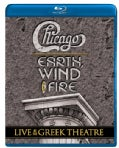Chicago And Earth Wind & Fire: Live- Greek Theatre (Blu-ray Disc)