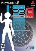 PS2 - Persona 3 FES