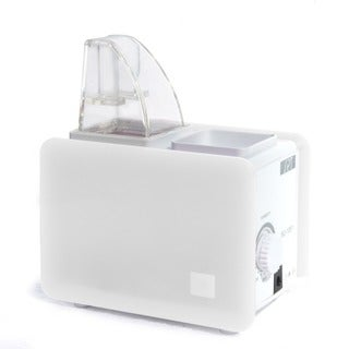 Travel-size Personal Ultrasonic White Humidifier