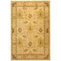 Safavieh Handmade Oushak Ivory Wool Rug (8' x 10')