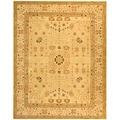 Safavieh Handmade Treasured Sand Wool Rug (6' x 9')