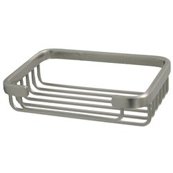 Small Rectangular Shower Basket