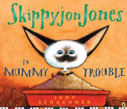 Skippyjon Jones in Mummy Trouble (Paperback)
