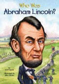 Who Was Abraham Lincoln? (Paperback)