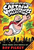 The Tra-La-Laa Tremendous Captain Underpants Collection (Paperback)