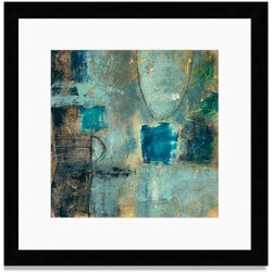 Bellows 'Tangent Point II' Framed Art Print