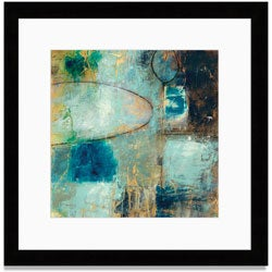 Bellows 'Tangent Point I' Framed Art Print