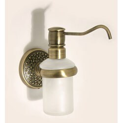 Monte Carlo Wall-mounted Soap and Lotion Dispenser