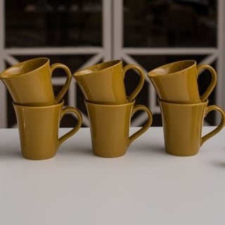 Manhattan Comfort Coup 12 Mugs (11.16 oz.)